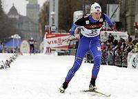 Guro Stroem Solli (NOR, Einzel-Sprints) © Manu Friederich/EQ Images