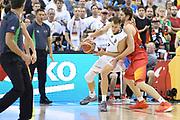 DESCRIZIONE : Berlino Berlin Eurobasket 2015 Group B Germany Spain<br /> GIOCATORE :  Alex King<br /> CATEGORIA : Palleggio controcampo penetrazione<br /> SQUADRA : Germany <br /> EVENTO : Eurobasket 2015 Group B <br /> GARA : Germany Spain<br /> DATA : 10/09/2015 <br /> SPORT : Pallacanestro <br /> AUTORE : Agenzia Ciamillo-Castoria/I.Mancini <br /> Galleria : Eurobasket 2015 <br /> Fotonotizia : Berlino Berlin Eurobasket 2015 Group B Germany Spain