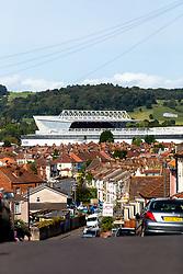 General View of Ashton Gate - Rogan/JMP - 11/09/2020 - Ashton Gate Stadium - Bristol, England - Bristol City v Coventry City - Sky Bet Championship.