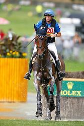 Donckers Karin, (BEL), Fletcha van't Verahof<br /> European Championship Aachen 2015<br /> © Hippo Foto - Stefan Lafrentz