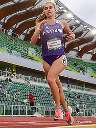 University of Oregon<br /> Oregon Relays track and field meet<br /> April 23-24, 2021 Eugene, Oregon, USA<br /> womens 5000, Portland