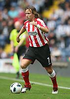 Fotball<br /> England<br /> Foto: Fotosports/Digitalsport<br /> NORWAY ONLY<br /> <br /> The Hawthorns , West Bromwich Albion v Sunderland<br /> Premier League 21/08/2010<br /> Boudewijn Zenden of Sunderland