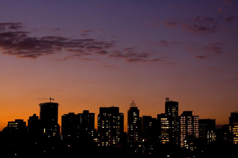 Belo Horizonte_MG, Brasil.<br /> <br /> Edificios no Bairro Santo Antonio.<br /> <br /> The buildings in Santo Antonio neighborhood.<br /> <br /> Foto: JOAO MARCOS ROSA / NITRO