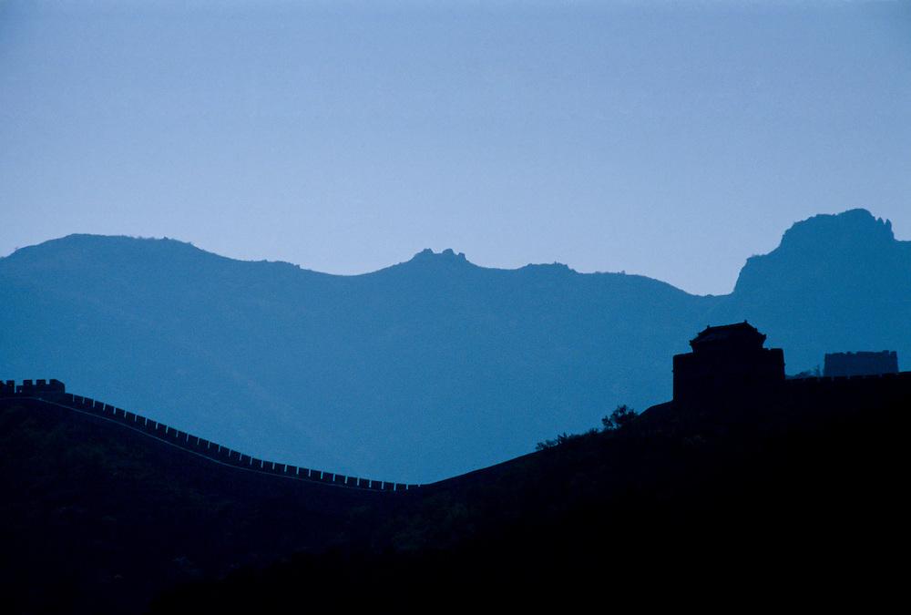 Great Wall of China, at Badaling, Beijing, China
