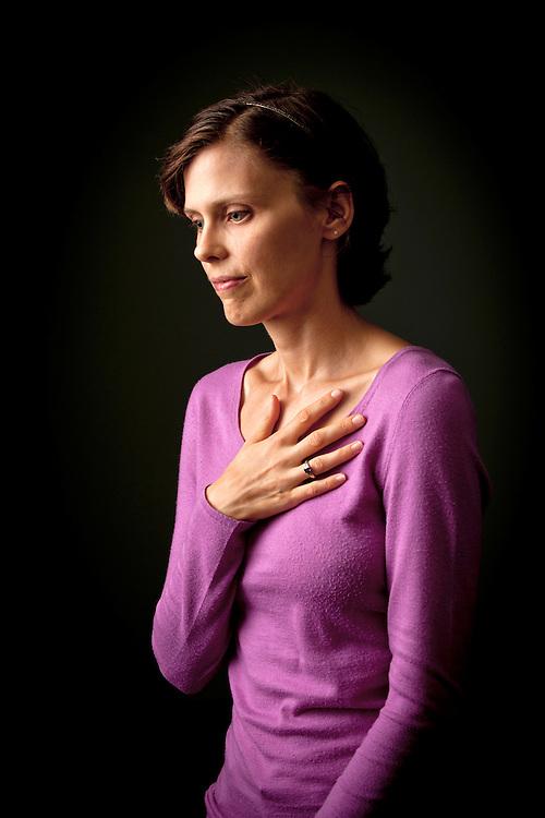 Kristen Priore, Breast Cancer Survivor