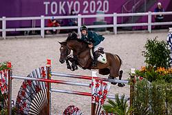 Mansur Yuri, BRA, Alfons, 314<br /> Olympic Games Tokyo 2021<br /> © Hippo Foto - Dirk Caremans<br /> 07/08/2021