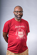 Michael L. Jones, photographed tuesday, Sept. 19, 2017 in Louisville, Ky. (Photo by Brian Bohannon)