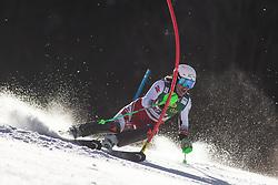Magdalena Egger (AUT) during the Ladies' Slalom at 56th Golden Fox event at Audi FIS Ski World Cup 2019/20, on February 16, 2020 in Podkoren, Kranjska Gora, Slovenia. Photo by Matic Ritonja / Sportida