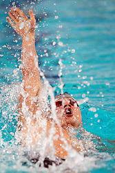 25.11.2010, Pieter van den Hoogenband Zwemstadion, Eindhoven, NED, Kurzbahn Schwimm EM, im Bild Markus DEIBLER Germany 200m Individual Medley.. // Eindhoven 25/11/2010 .European Short Course Swimming Championships, EXPA/ InsideFoto/ Staccioli+++++ ATTENTION - FOR USE IN AUSTRIA/AUT AND SLOVENIA/SLO ONLY +++++ / SPORTIDA PHOTO AGENCY
