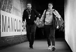 May 9, 2019 - Madrid, MADRID, SPAIN - Raemon Sluiter on his way to the court at the 2019 Mutua Madrid Open WTA Premier Mandatory tennis tournament (Credit Image: © AFP7 via ZUMA Wire)