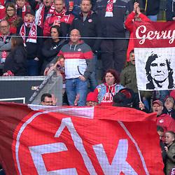Gerry Ehrmann ist doch noch dabei beim Spiel in der 3. Liga, 1. FC Kaiserslautern - SV Meppen.<br /> <br /> Foto © PIX-Sportfotos *** Foto ist honorarpflichtig! *** Auf Anfrage in hoeherer Qualitaet/Aufloesung. Belegexemplar erbeten. Veroeffentlichung ausschliesslich fuer journalistisch-publizistische Zwecke. For editorial use only. DFL regulations prohibit any use of photographs as image sequences and/or quasi-video.
