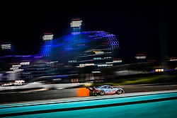 December 15, 2018 - Abu Dhabi, EMIRATS ARABES UNIS - 24 GPX RACING PORSCHE GT3 R PRO AM ROALD GOETHE (DEU) STUART HALL (GBR) FRED FATIEN (FRA) JORDAN GROGOR  (Credit Image: © Panoramic via ZUMA Press)