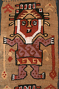PERU, PRE-COLUMBIAN Chancay; Inca God Wiracocha