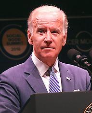 New York: Joe Biden at the Social good Summit, 19 September 2016
