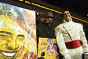 """l to r: Kimantni Rawlins and Davood Roostaei at """" The Obama That One: A Pre-Inagural Gala Celebrating the Victory of President-Elect Obama celebration held at The Newseum in Washington, DC on January 18, 2009  .."""