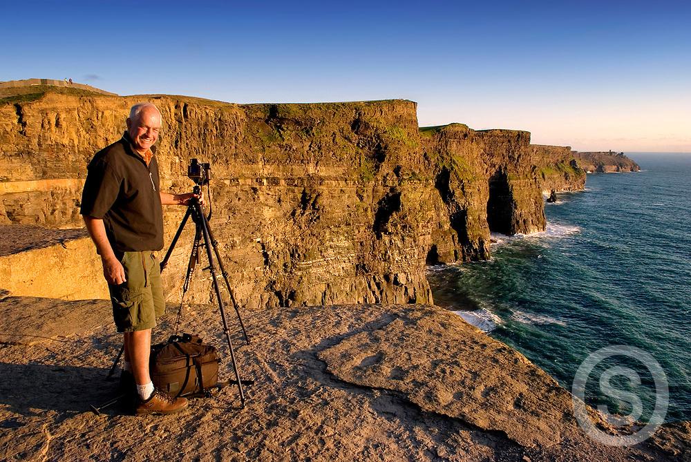 Photographer Chris Hill