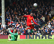 Fulham v Liverpool 120513