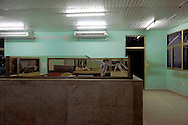Office in Manzanillo, Granma, Cuba.