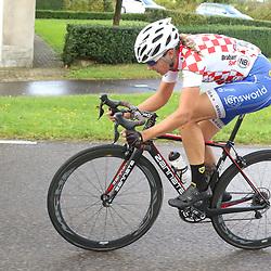 04-09-2016: Wielrennen: Ladies Tour: Valkenburg<br />VALKENBURG (NED) wielrennen    <br />Winanda Spoor
