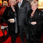 NLD/Amsterdam/20111222 - Wintercircus 2011 Carre, Sheila de Vries, partner Tom