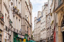 Le Marais, Paris, France. 09/05/14. Photo by Andrew Tallon