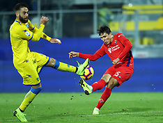 Frosinone Calcio v ACF Fiorentina - 09 November 2018