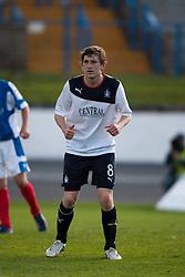 Falkirk's Blair Alston.<br /> Cowdenbeath 1 v 0 Falkirk, 14/9/2013.<br /> ©Michael Schofield.
