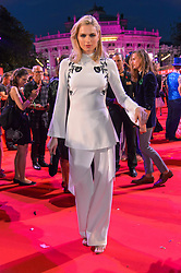 Andrej Pejic arriving at the Lifeball 2017, held at Rathaus, in Vienna, Austria, on June 10, 2017. Photo by Vienna Report/ABACAPRESS.COM