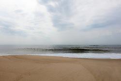 The beautiful ocean in East Hampton, NY