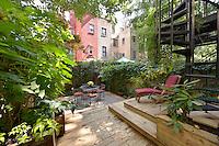 Garden at 333 West 87th Street