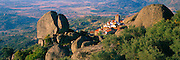PORTUGAL, EAST CENTRAL Monsanto, ancient walled village set amidst giant boulders; said to be Portugal's oldest village