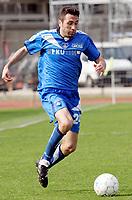 """Antonio Busce' (Empoli)<br /> Italian """"Serie A"""" 2006-07 <br /> 01 Apr 2007 (Match Day 30)<br /> Empoli-Ascoli (4-1)<br /> """"Castellani"""" Stadium-Empoli-Italy<br /> Photographer Luca Pagliaricci INSIDE"""