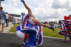 June 24, 2018 - Le Castellet, France - Motorsports: FIA Formula One World Championship 2018, Grand Prix of France, .Grid Girls  (Credit Image: © Hoch Zwei via ZUMA Wire)