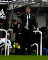 Photo: Jed Wee/Sportsbeat Images.<br /> Newcastle United v Aston Villa. The FA Barclays Premiership. 18/08/2007.<br /> <br /> Newcastle manager Sam Allardyce.