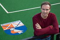 BLOEMENDAAL - Rick Mathijssen, de nieuwe coach van HC Bloemendaal H1, vanaf seizoen 2020-2021   COPYRIGHT KOEN SUYK