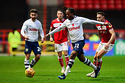 Daniel Johnson of Preston North End - Mandatory by-line: Dougie Allward/JMP - 10/11/2018 - FOOTBALL - Ashton Gate Stadium - Bristol, England - Bristol City v Preston North End - Sky Bet Championship