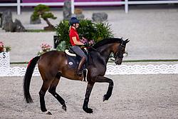 Langehanenberg Helen, GER, Annabelle<br /> Olympic Games Tokyo 2021<br /> © Hippo Foto - Dirk Caremans<br /> 21/07/2021