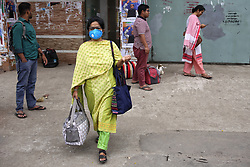 March 17, 2020, Dhaka, Bangladesh: Students of Dhaka University were seen to leave campus and hostel premises after the university announced it will remain closed until 31st March, 2020 as a precaution of COVID-19. (Credit Image: © Md. Rakibul Hasan/Pacific Press via ZUMA Wire)