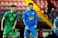 Richie Bennett. Stockport County FC 1-0 Yeovil Town FC. Vanarama National League. Edgeley Park. 6.2.21