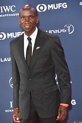 February 18, 2019 - Monaco, Monaco - Eliud Kipchoge arriving at the 2019 Laureus World Sports Awards on February 18, 2019 in Monaco  (Credit Image: © Famous/Ace Pictures via ZUMA Press)