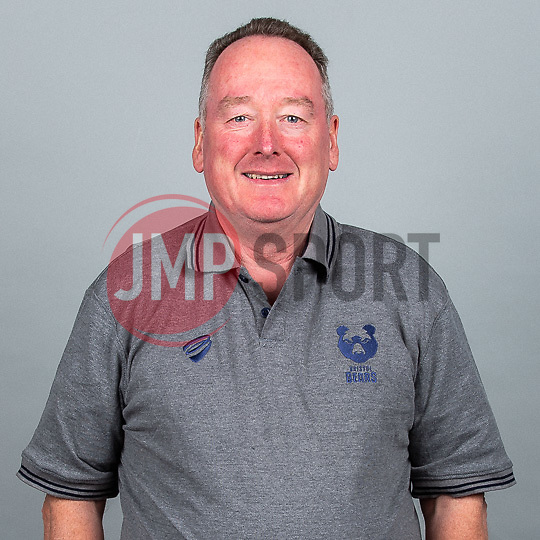 Mark Hoskins - Robbie Stephenson/JMP - 01/08/2019 - RUGBY - Clifton Rugby Club - Bristol, England - Bristol Bears Headshots 2019/20
