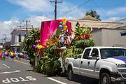 Gay Pride Parade, Hilo, The Big Island of Hawaii