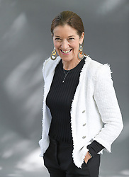 Victoria Hislop appears at the 2019 Edinburgh International Book Festival.<br /> <br /> Victoria Hislop's Those Who Are Loved is another sure-fire bestseller set amid tumultuous Mediterranean history. Themis survives the Nazi occupation of Greece only to become embroiled in the ensuing civil war. Her communist connections land her in a prison where she's forced to give birth. Sensitive and insightful about women's experience of the trauma of war, Hislop shows she's at the top of her game.<br /> <br /> © Dave Johnston / EEm