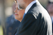 Brazil's president Dilma Rousseff at Moncloa Palace