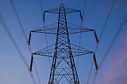 Electricity pylon, England, United Kingdom