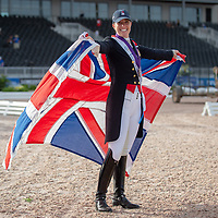 Friday 14 September - Daily Image Library -Team GBR - World Equestrian Games 2018 - Tryon, NC