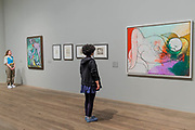 The Rape and Sleeping nudes with Blonde Hair  - The EY Exhibition: Picasso 1932 – Love, Fame, Tragedy a new exhibition at the Tate Modern.  It brings together over 100 works made by Pablo Picasso (1881–1973) during 1932, one of the most intensely creative periods in his life.