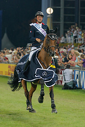 Leprevost Penelope (FRA) - Jubilee d'Ouilly<br /> Winnaars Nations Cup<br /> CHIO Aachen 2009<br /> Photo © Hippo Foto