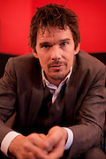 Hotel Alba Opera. Paris, France. November 3rd 2011..American actor ETHAN HAWKE