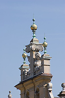 Architectural Detail of Sukiennice Cloth Hall
